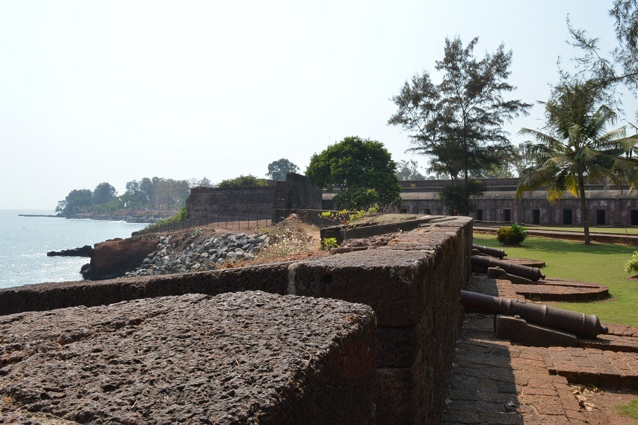 St. Angelos Fort