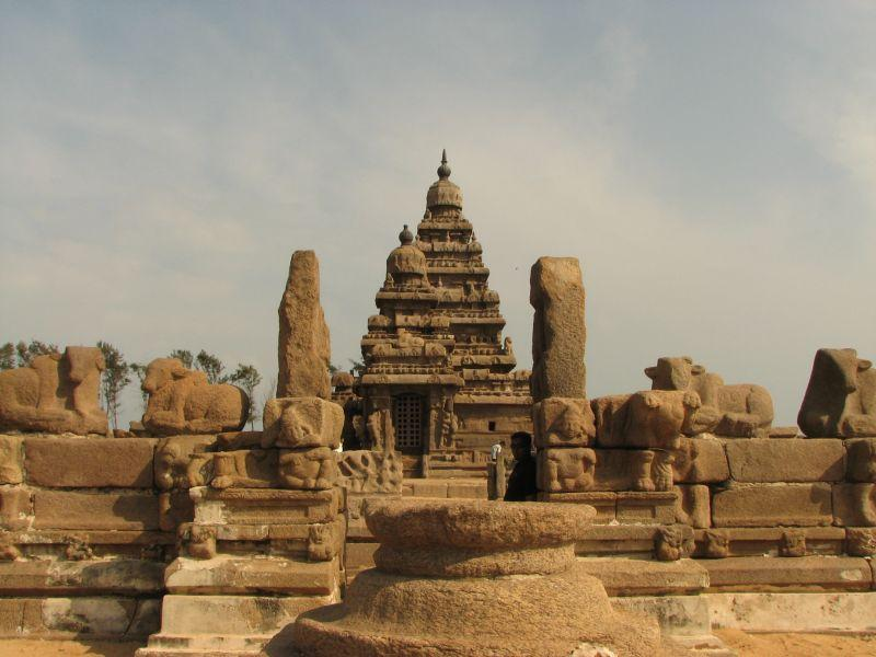 Mahabalipuram Shore Temple Beach Amp Tourist Places In Mamallapuram