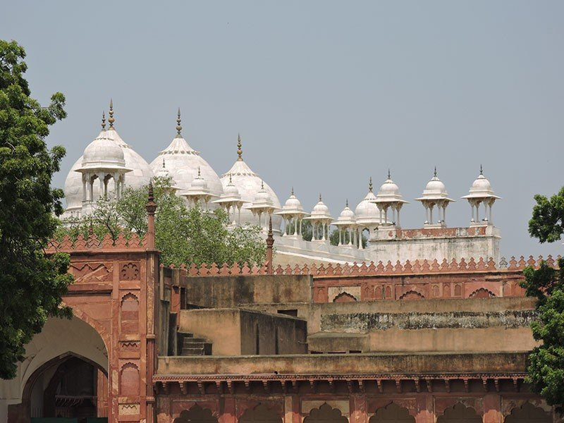 Image result for agra fort moti masjid