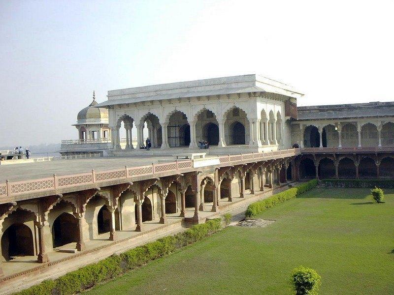 Image result for Diwan E Khas in Agra fort