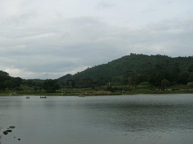Punganoor Lake, Tamil Nadu