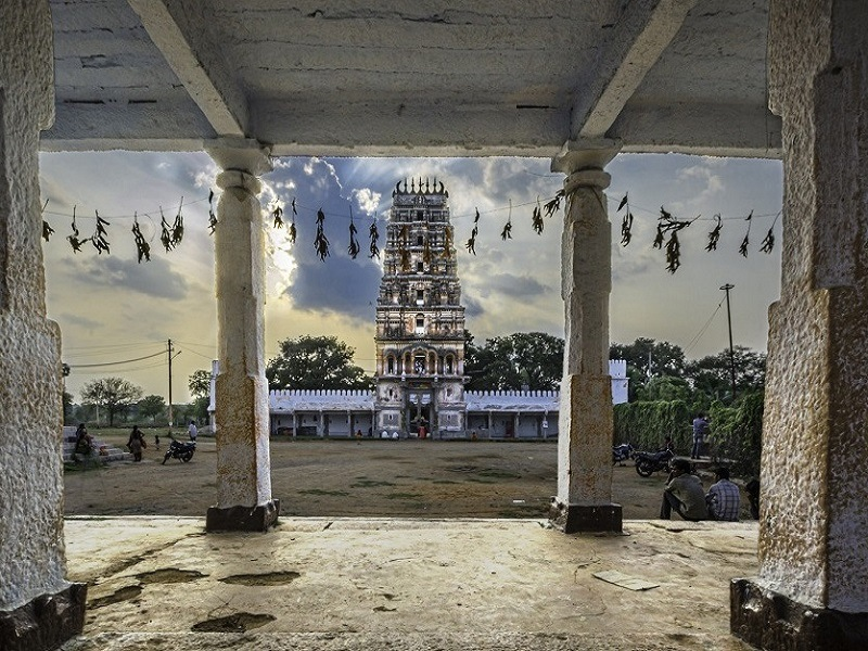 Sri Rama Chandra Temple - Ammapalli