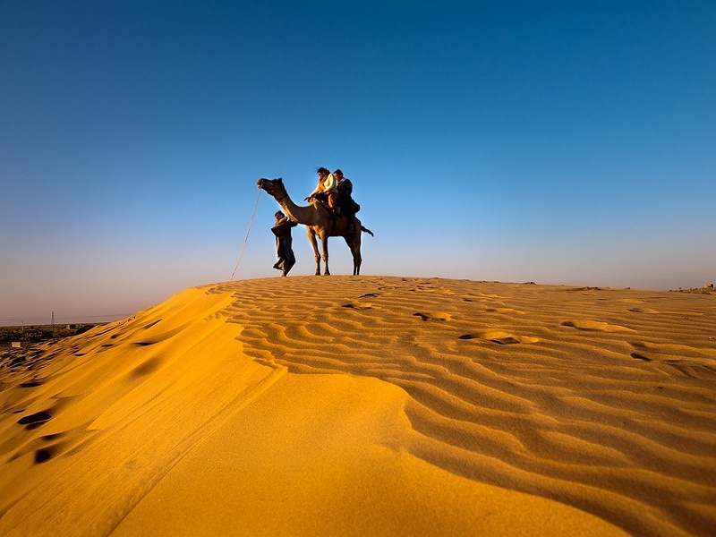 Image result for Sand Dunes of Jaisalmer