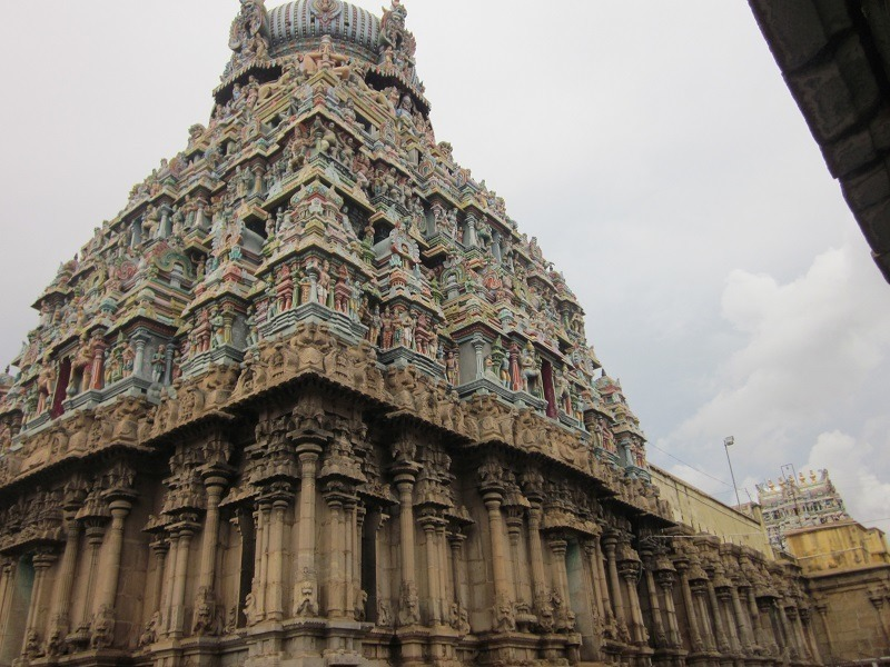 4 Day Trip from Chennai | Chidambaram - Thanjavur - Madurai