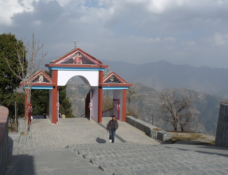 Tara Devi Temple, Himachal Pradesh