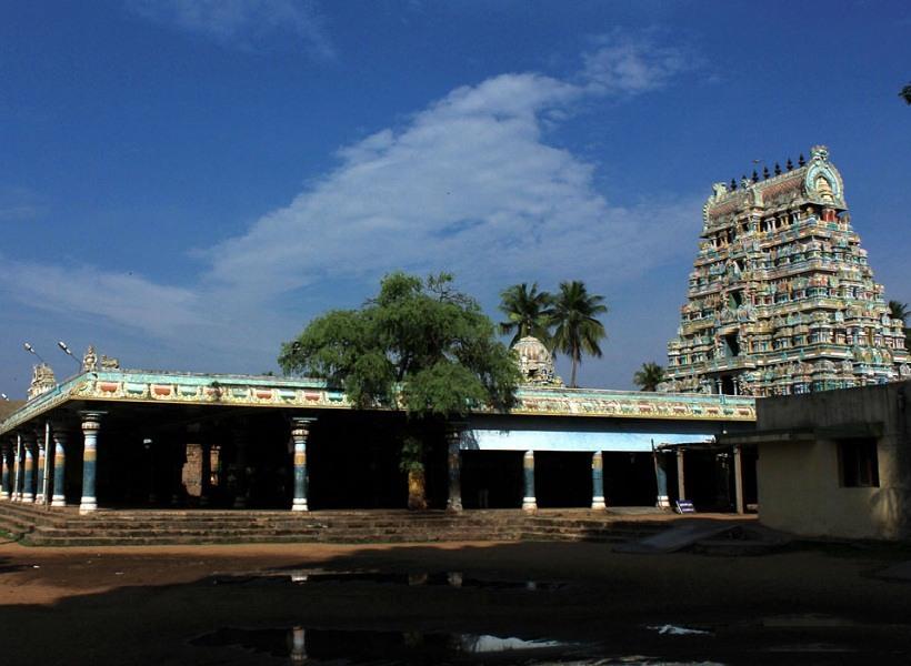 Chidambaram - Kumbakonam - Thanjavur - Madurai - Rameswaram - Trichy -  Mahabalipuram - Kanchipuram in 8 Days