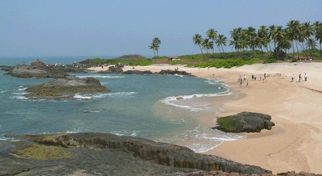 Beach Resorts In Maravanthe