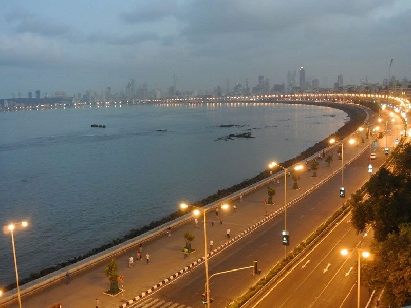 Marine Drive, Mumbai - Best time to visit