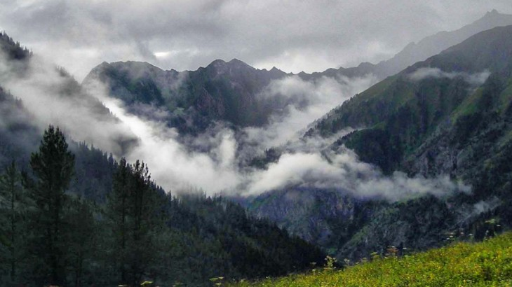 Top Hill Stations near Delhi for a Weekend Trip