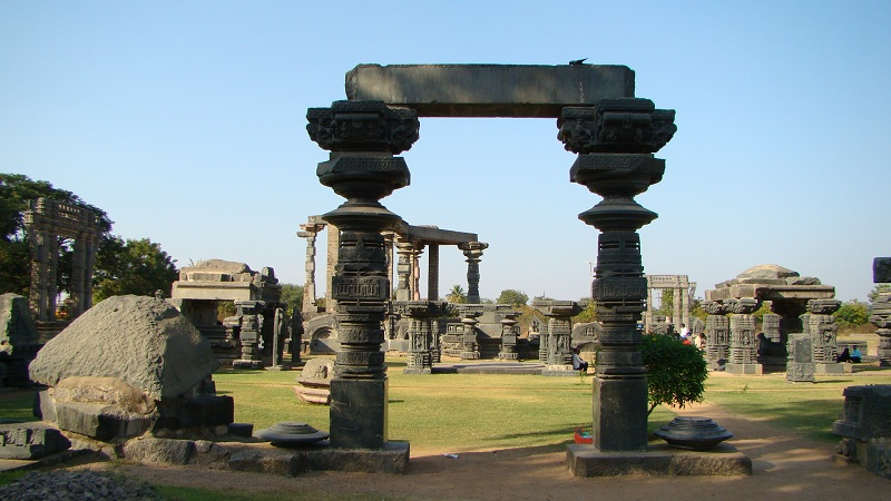Warangal Fort, Telangana