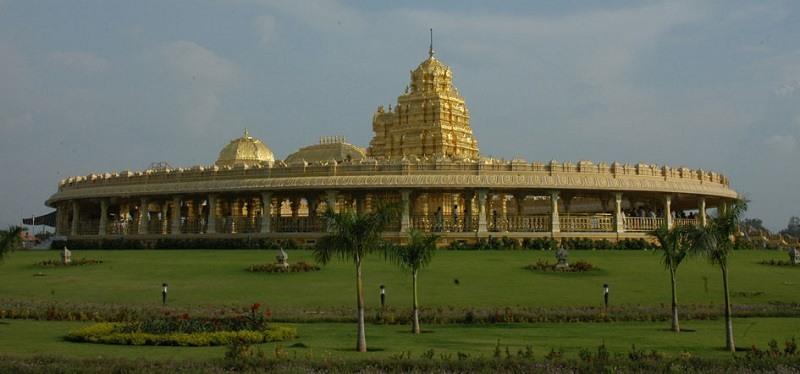 Sripuram, Tamilnadu