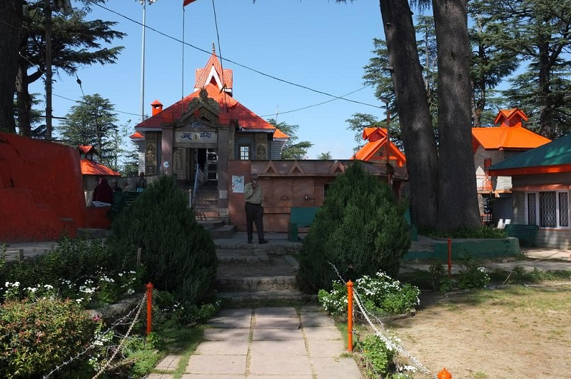 Jakhu Temple, Himachal Pradesh