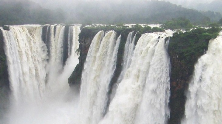 India Best Waterfalls