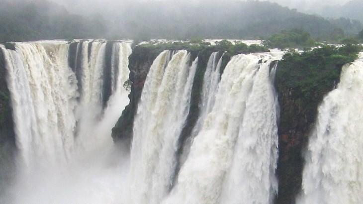 India Best Waterfalls