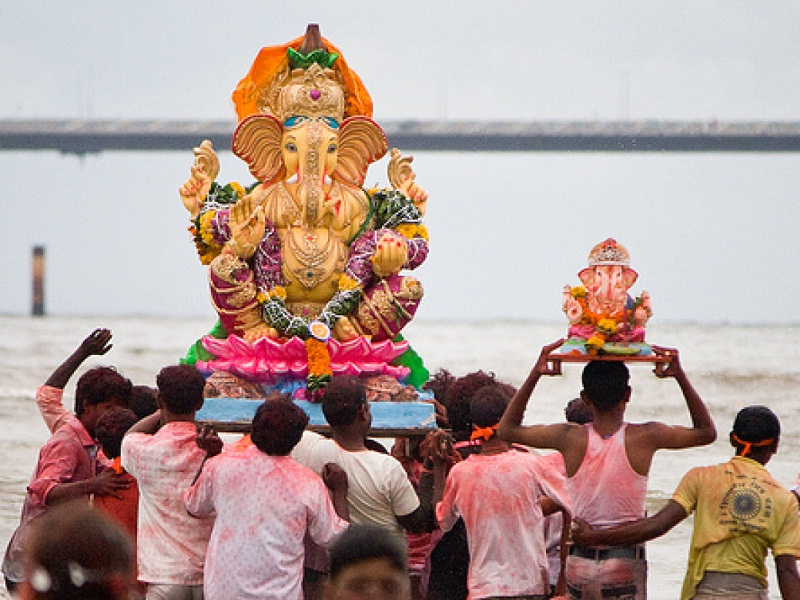 6 Great Places To Celebrate Unforgettable Ganesh Chaturthi