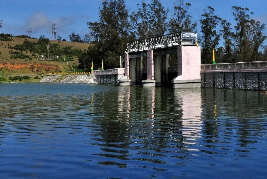 Kamraj Sagar Dam