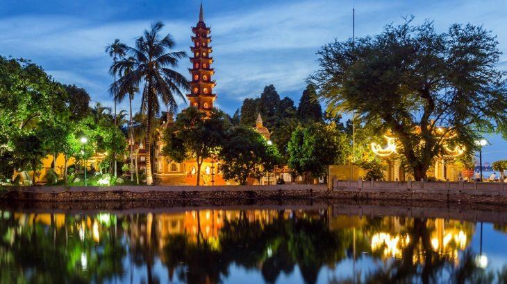 Vietnam_Pagodas