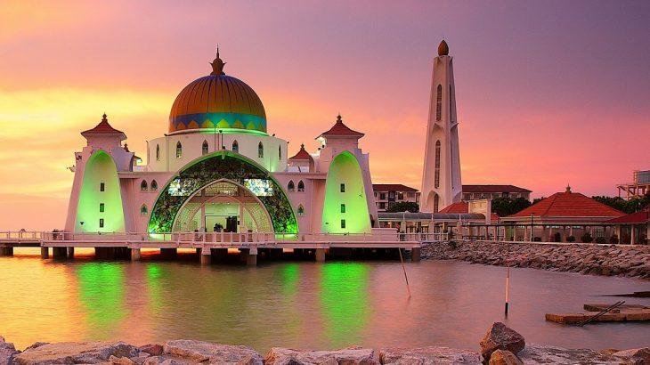 Malacca Strait Mosque
