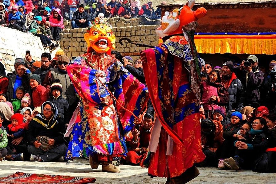 Galdan Namchot, Ladakh