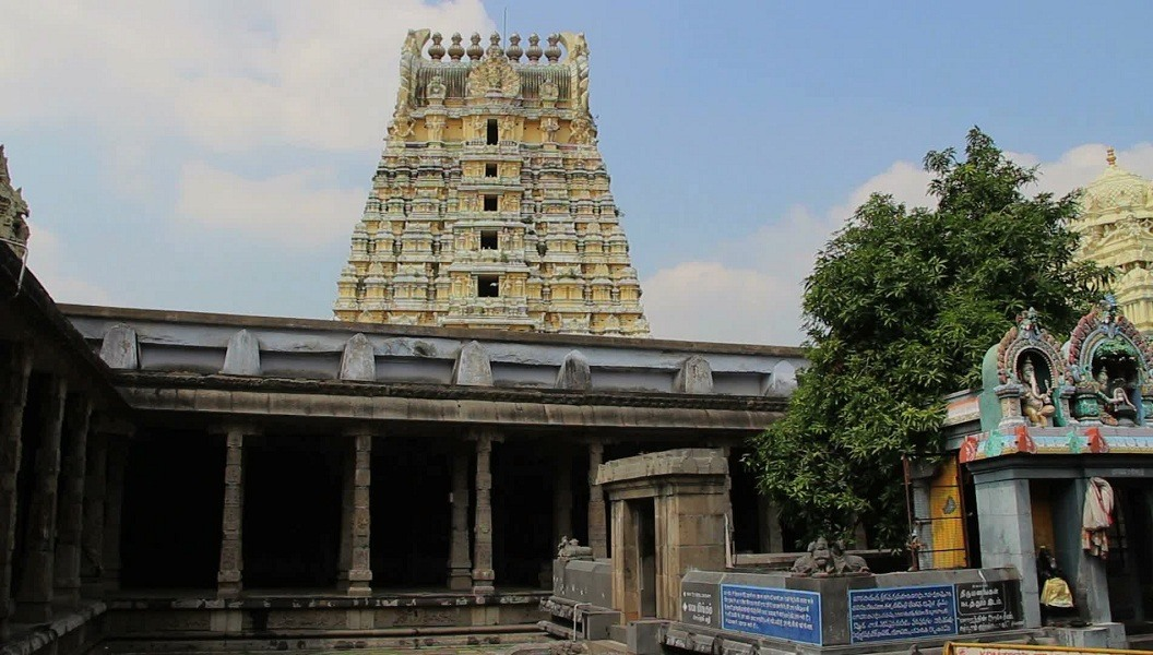 Ekambareshwar Temple, Kanchipuram