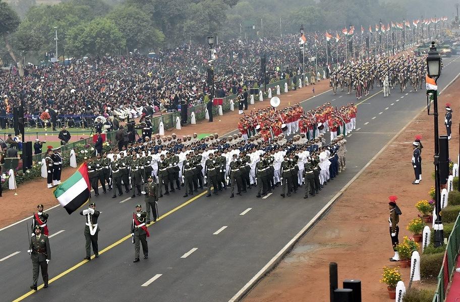 Republic Day Parade, Delhi