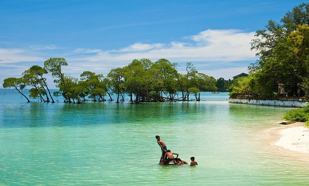 Havelock Island, Andamans