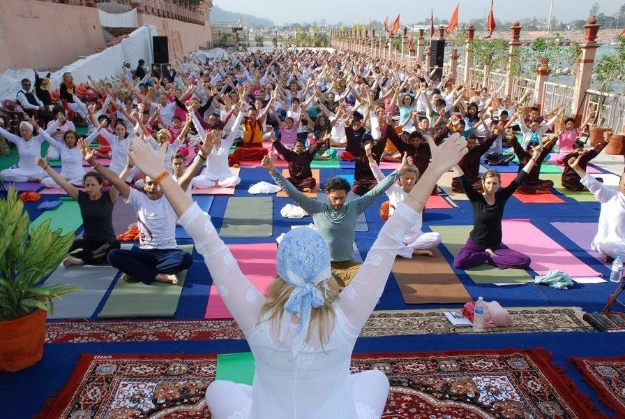 International Yoga Festival