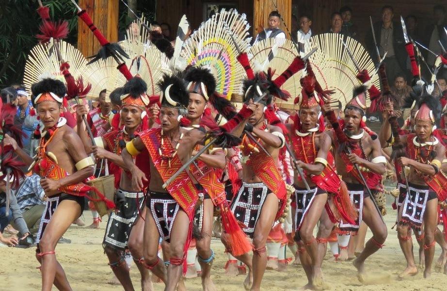 Aoling Festival, Nagaland