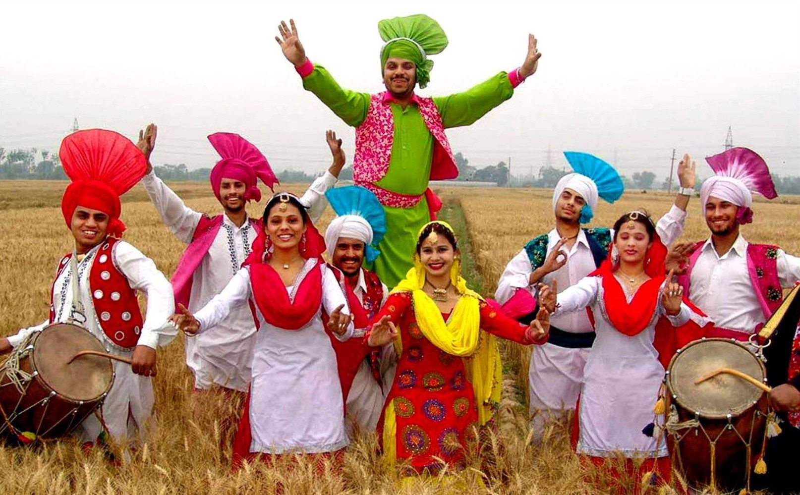 Baisakhi Festival, Punjab