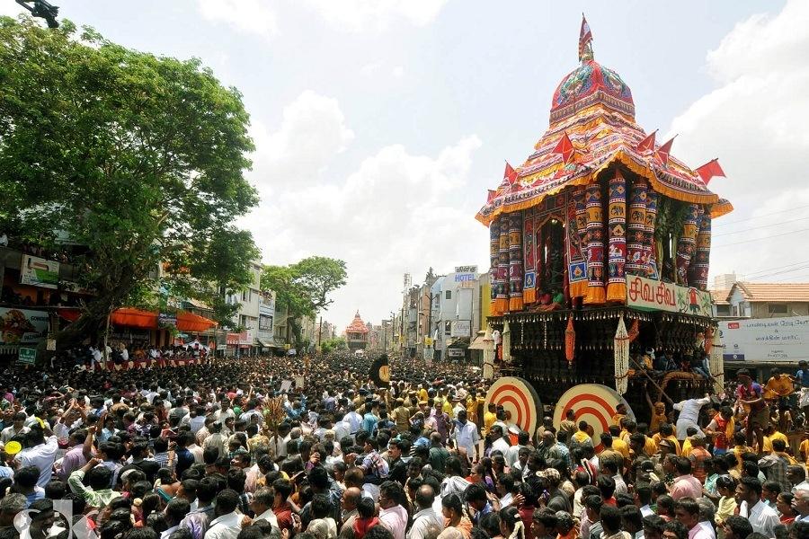 Chithirai Festival, Madurai