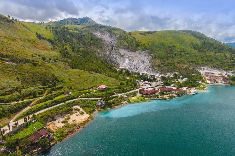 Somosir Island