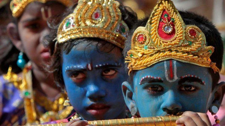 Krishnastami_India